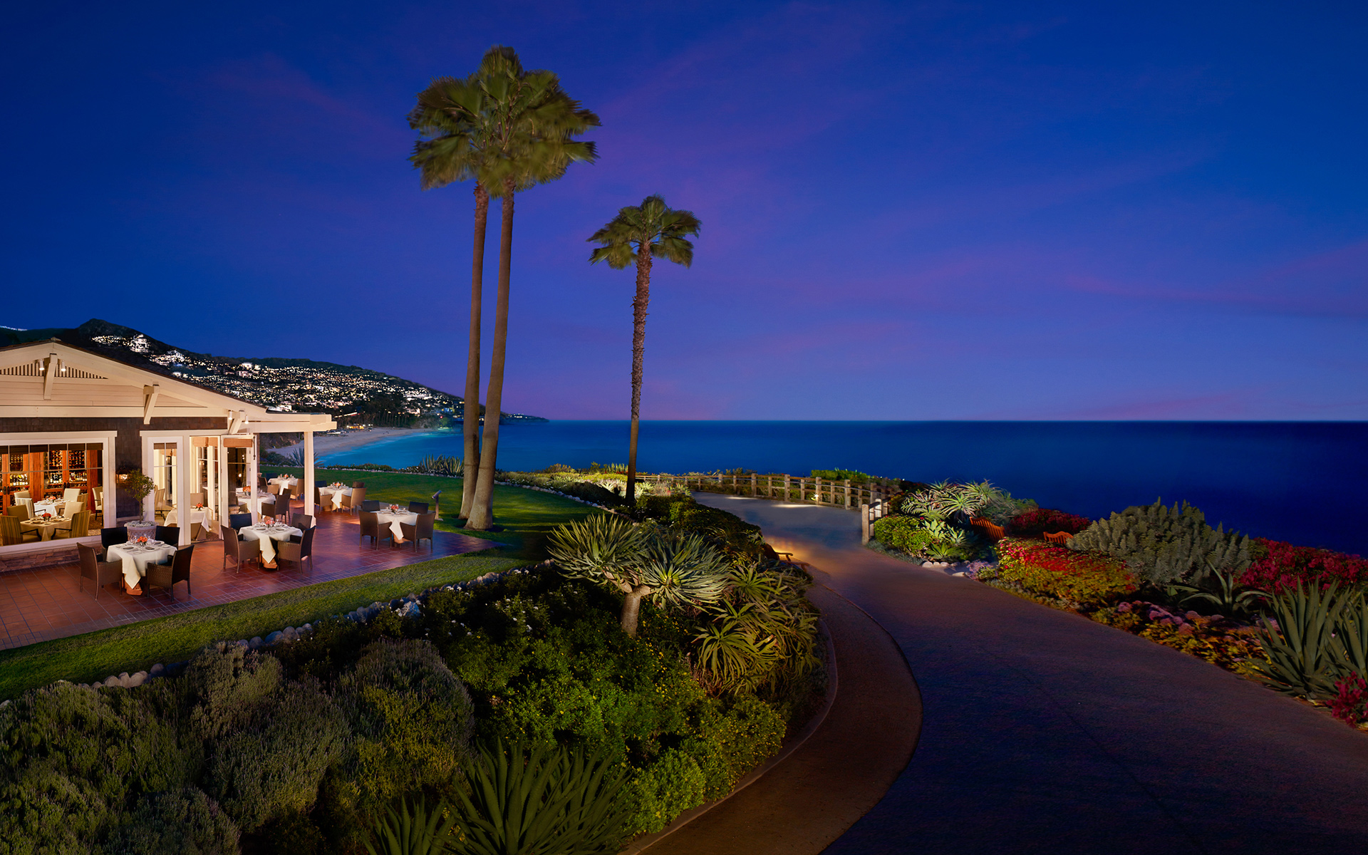 Luxury Laguna Beach Hotel Images Gallery Montage Laguna