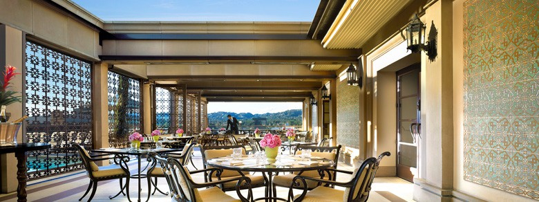 The Rooftop Grill
