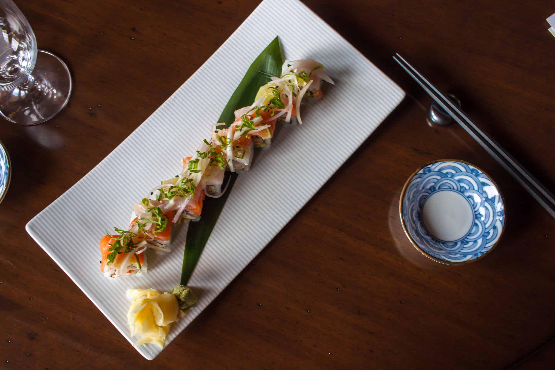 Yama sushi roll