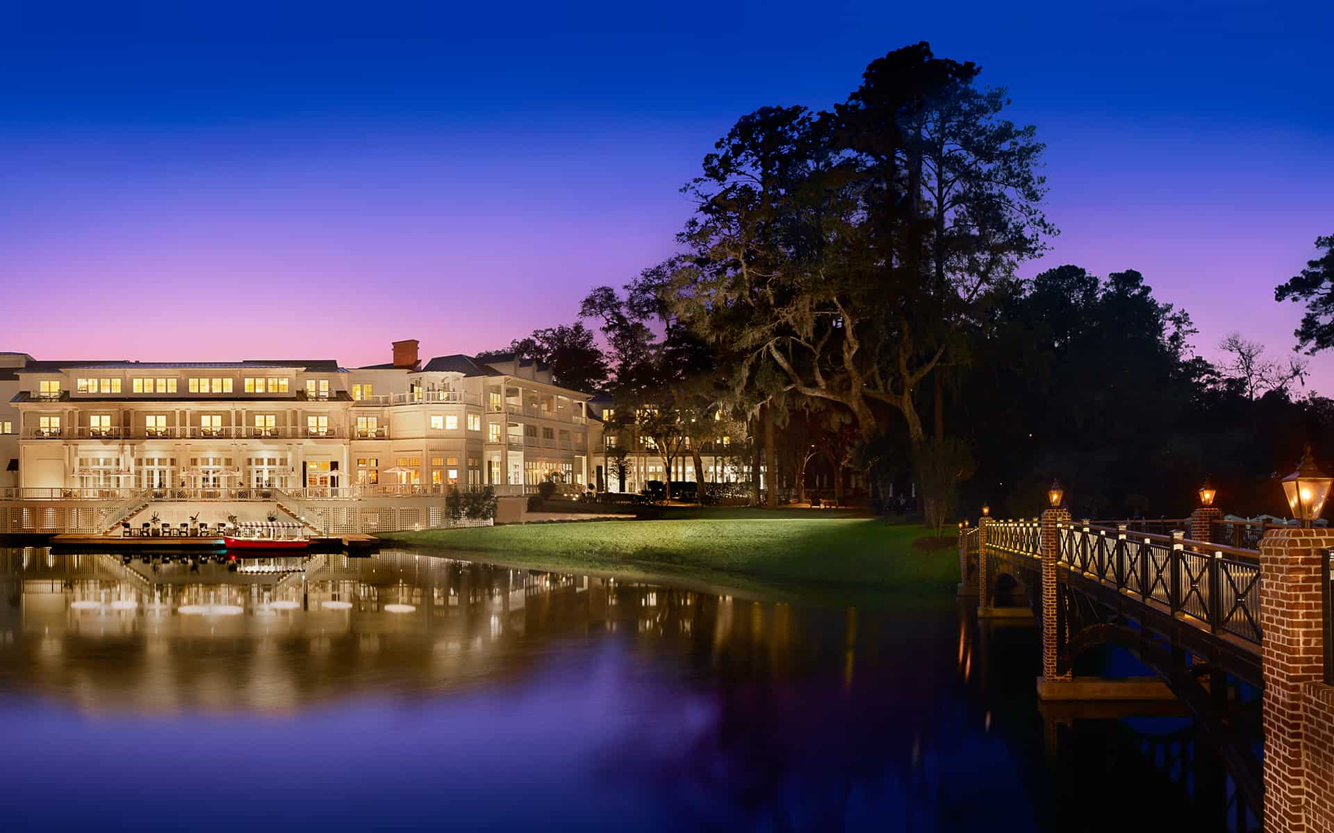 Luxury South Carolina Resort Image Gallery Montage