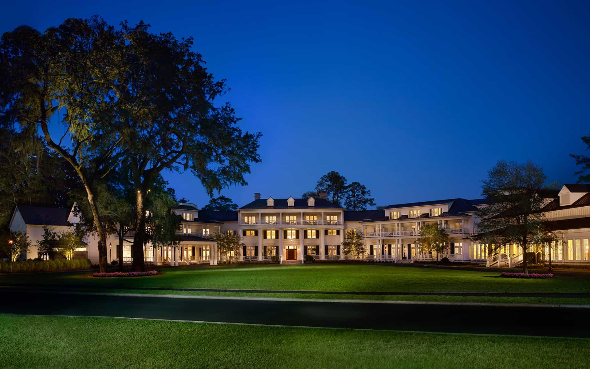 Luxury South Carolina Resort Image Gallery Montage