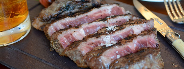 Jessamine Steak Sliced