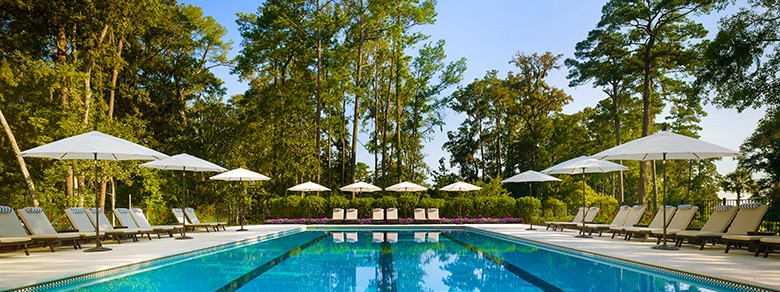 Bluffton Sc Resort Fitness Center And Pools Montage