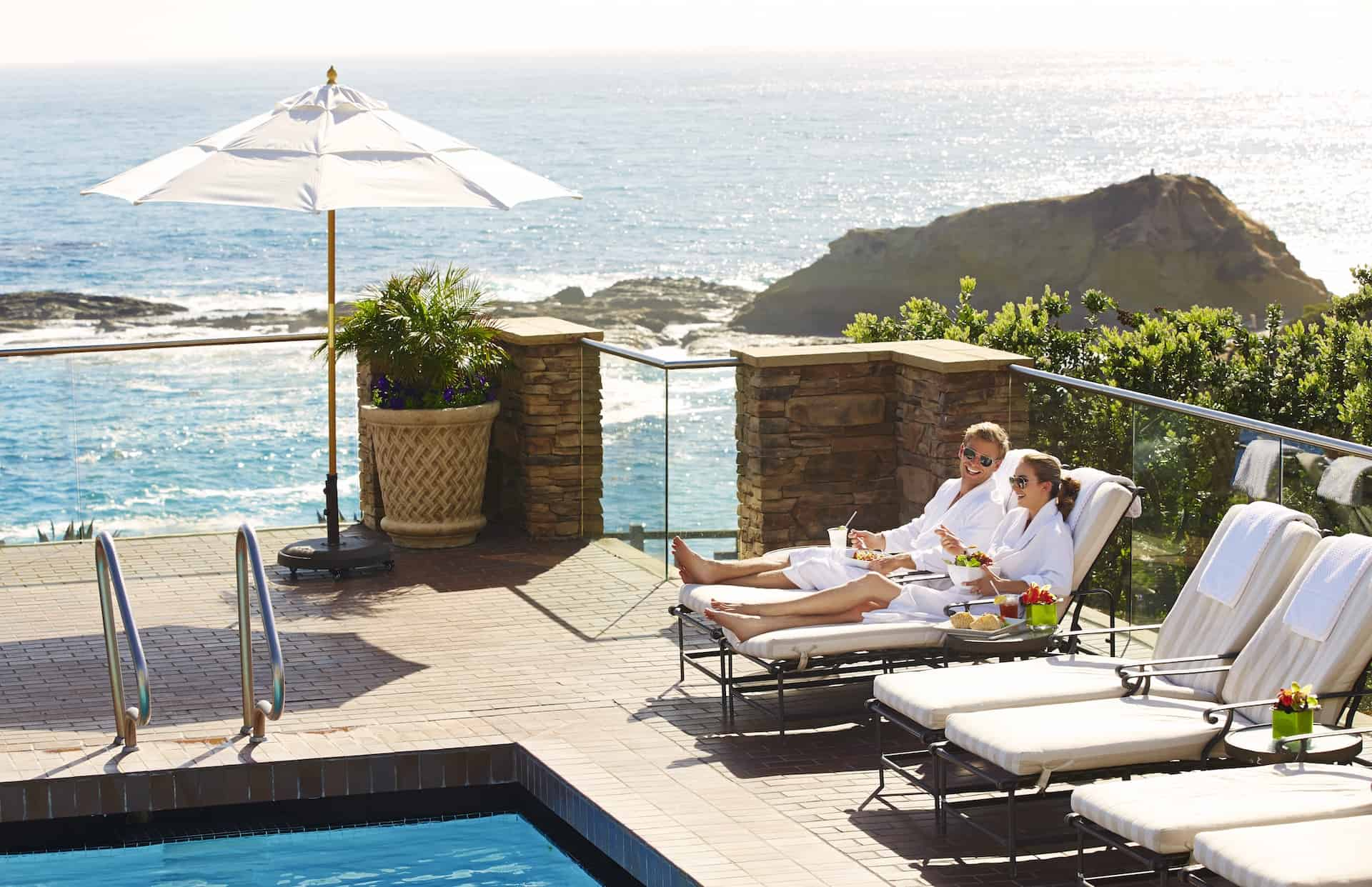 Spa resorts in laguna beach image gallery montage for Health spa vacations for couples