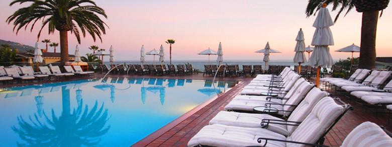 Luxury Laguna Beach Hotel Pool Amp Cabanas Montage Laguna