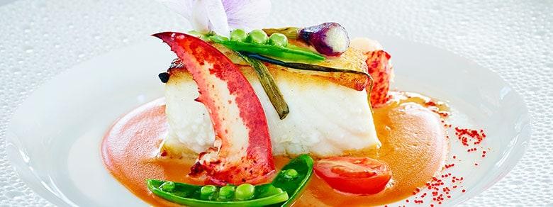 5 Star Studio At Montage Laguna Beach Seafood Dinner